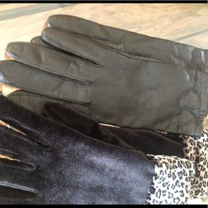 2 or of Pretty winter Gloves